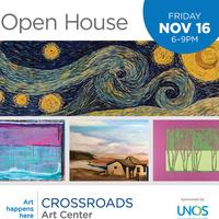 November 2018 Artist Reception + Open House