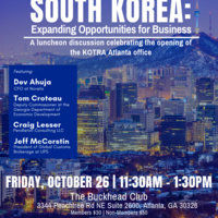South Korea: Expanding Business Opportunities