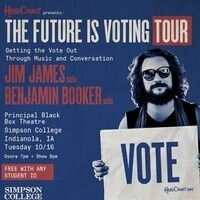 HeadCount Presents: The Future is Voting Tour
