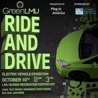 Green LMU Electric Vehicle Test Drive & Awareness Day