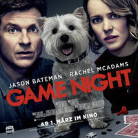 Movie Matinees @ Your Library: Game Night