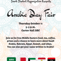 Arabic Day Fair