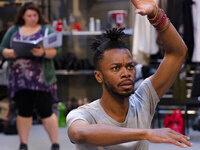 African Dance Lab with Neil Totton