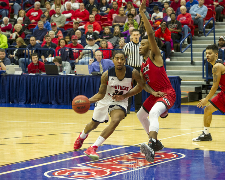 USI Men's Basketball vs  Lewis University at Physical Activities Center