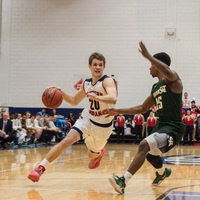 USI Men's Basketball vs  McKendree University