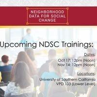 NDSC Fall Training