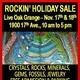 Santa Cruz Mineral and Gem Holiday Sale