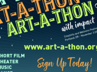 Art-A-Thon With Impact
