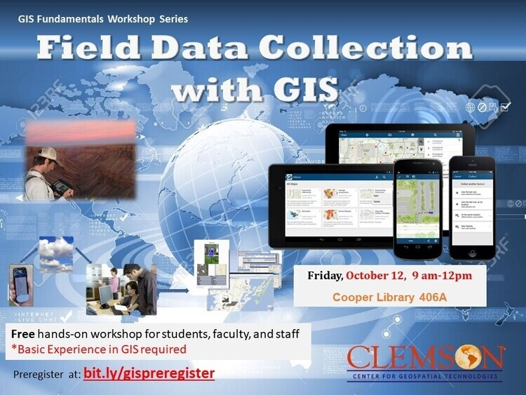 Efficient Field Data Collection with GIS Workshop