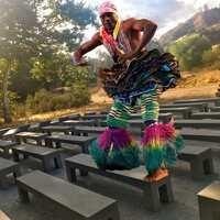 Outdoor Drum / Dance Performance