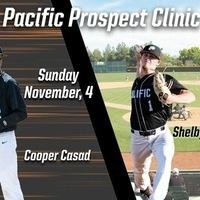 Pacific Baseball Prospect Clinic