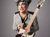 Mrs Smith: Socialite. Guitar Hero. Supermodel!