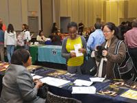 McNair Scholars Graduate School Fair