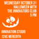 Drake Innovators Halloween Celebration
