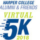 Alumni & Friends Virtual 5K: Join the On-Campus Fun on October 19