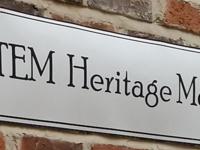 STEM Heritage Wall
