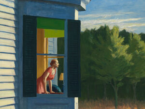 Modern American Realism: Highlights from the Smithsonian's Sara Roby Foundation Collection