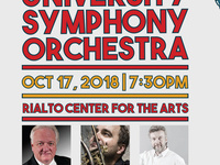 Signature Series: University Symphony Orchestra