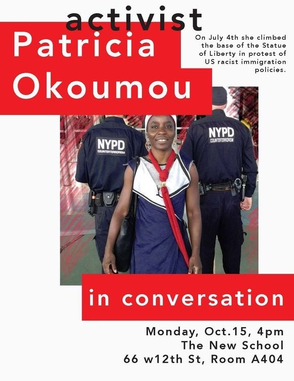 Lady Liberty: Activist Patricia Okoumou in Conversation
