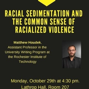 Racial Sedimentation and the Common Sense of Racialized Violence