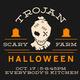 Trojan Scary Farm