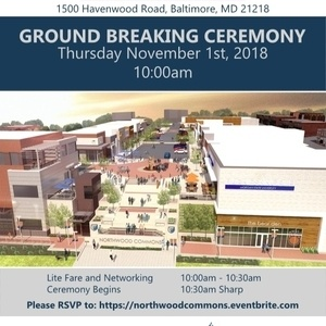 Northwood Commons Ground Breaking Ceremony