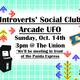 ISC Social: Arcade UFO