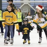 Holiday Skate with the Lakers