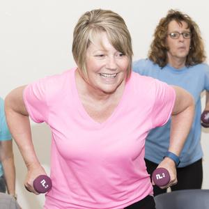 Older Adult Fitness Program Registration
