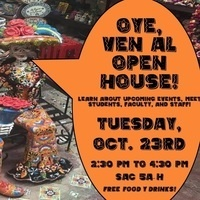 Open House: Latin American & Latino Studies, Center for Latino Research & Critical Ethnic Studies