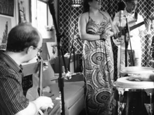 Artful Wednesdays- Geña y Peña Band