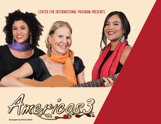 Americas 3  at University Center