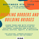 Call for Proposals Deadline-Breaking Borders and Building Bridges Symposium