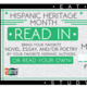 Student Union: Hispanic Heritage Read In!
