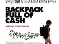 """""""Backpack Full of Cash"""" Film Screening and Panel Discussion"""