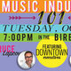 Music Industry 101 Panel Discussion with Bruce Lampcov '77 and Jumee Park '99