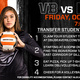 Transfer Student Night @ Women's Volleyball