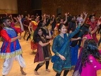 Rochester Garba and Dandiya