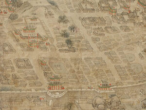 The Shape of the Land: Topographical Painting and Maps in Late Joseon Korea