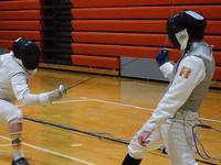 UR Fencing Club: Fencing Tournament