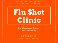 The Woodlands Center Flu Sot Clinic