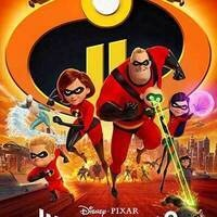 Free Movie Friday: THE INCREDIBLES 2