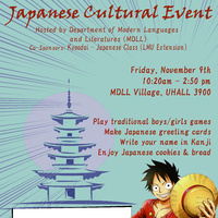 Japanese Cultural Event