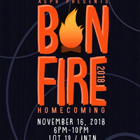 ASPB Presents: Homecoming Bonfire