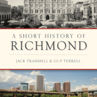 A Short History of Richmond - Reading and Signing