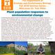 Seminar: Plant Population Responses to Environmental Change