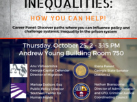 Challenging Inequalities: How you can help!