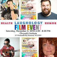 Health, Humor and Laughology Film Event
