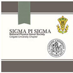 Physics & Astronomy Seminar: Sigma Pi Sigma Honor Society Induction Ceremony