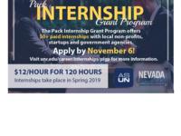 Pack Internship Grant Program Info Session